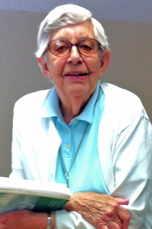 Anita Villere, RSCJ, Died September 19, 2012
