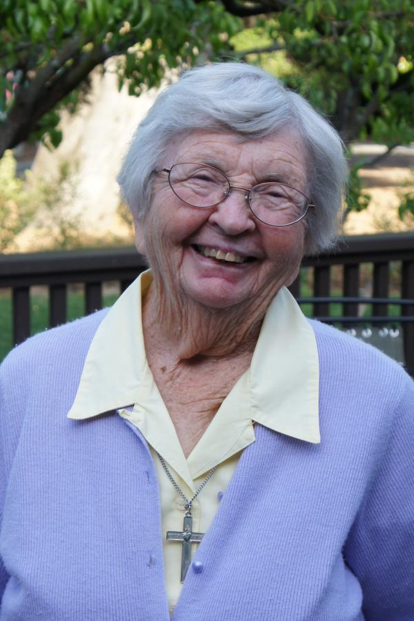 Yvonne Pometti, RSCJ, Died August 26, 2012