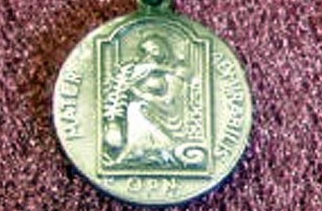 Mater Admirabilis 3/8″ Medal.