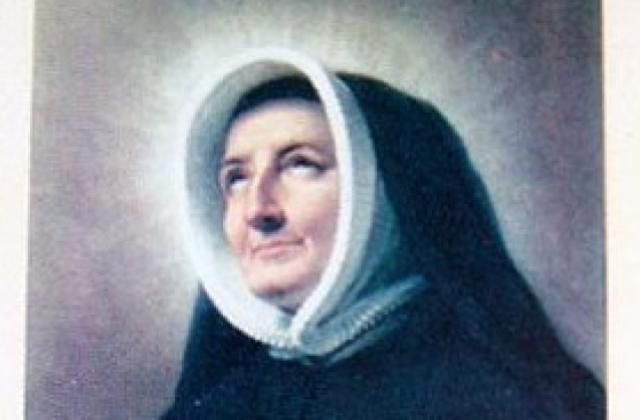 St. Madeleine Sophie Barat Card