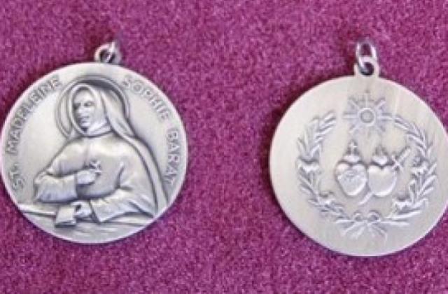 St. Madeleine Sophie Barat Medal.